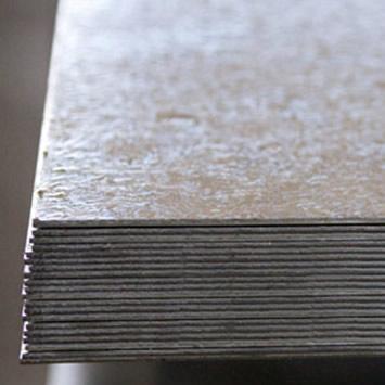 Plain galvanized sheeting